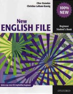 New English File Beginner course