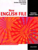 New English File Elementary course